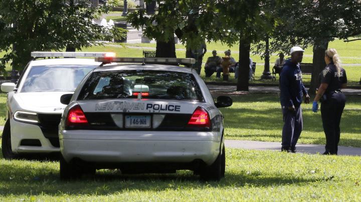 Arrest made after 40 people OD in Conn. park