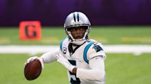 'Multiple teams' interested in trading for Panthers QB Teddy Bridgewater