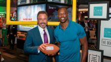 The Book at The LINQ Hotel & Casino Celebrates Official Grand Opening with NFL Hall of Famer Terrell Owens