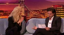 Kit Harington Reads His Love Poem to Nicole Kidman on 'The Late Late Show With James Corden'