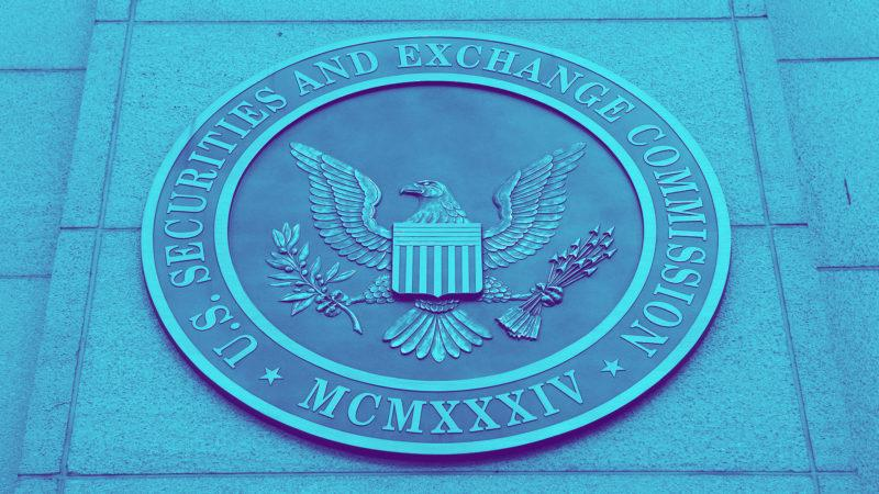 SEC seeks blockchain data provider to monitor risk, improve compliance, and inform policy