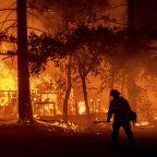 Winds stoke California's largest fire as blazes scorch West