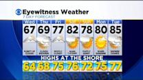Katie's Wednesday Morning Forecast (June 3, 2015)