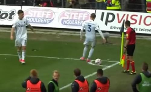 Danemark: les supporters de Brondby ont envoyé des rats sur les joueurs de Copenhague