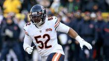 Bears LB Khalil Mack tabbed as a future Hall of Famer