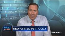 United Airlines has reached a 'resolution' with owners of puppy that died in plane's overhead bin