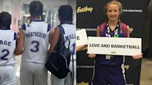 Girl, 11, benched from basketball game for refusing to wear a dress