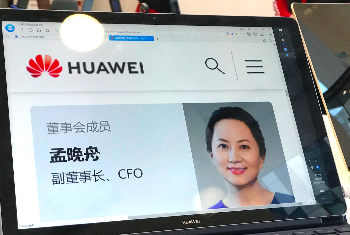 Why the Huawei arrest is a huge problem for U.S.-China trade relations