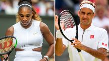 Wimbledon cancellation sparks Federer and Serena retirement fears