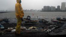 Mumbai avoids brunt of cyclone that barrels into India's west coast
