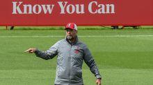Jurgen Klopp apologises to Sir Alex Ferguson for waking former Man United boss after Liverpool title win