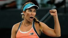 Collins wins first WTA title in Palermo
