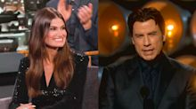 Idina Menzel wants John Travolta to repay flubbing her name with Walk of Fame dedication