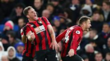 Premier League round-up: Bournemouth claim shock win over Chelsea