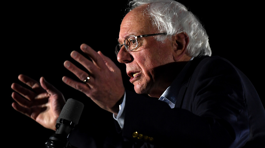 Bernie Sanders formally launches 2020 campaign