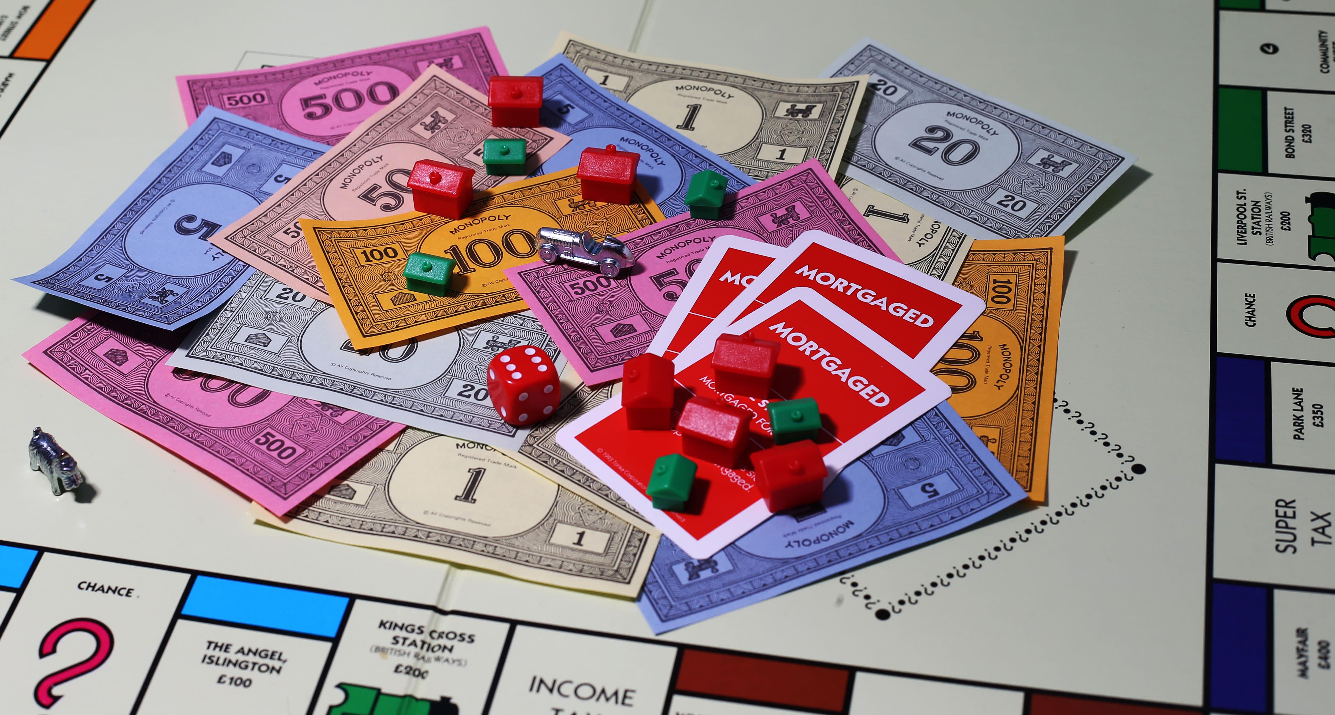 StraГџen Bei Monopoly
