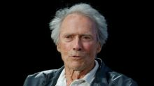 "Eastwood recalls childhood dream to ""pack a gun and ride a horse"""