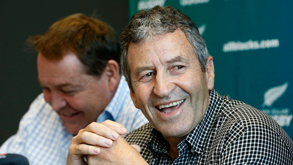 Smith to step down as All Blacks assistant
