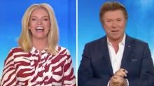 Richard Wilkins, 66, shocks co-stars with baby news