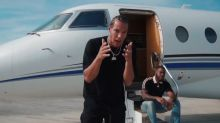 NBA's Aaron Gordon Drops New Rap Music Video, Booze, Bars And Private Jets!