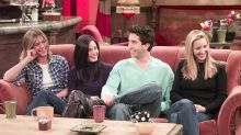 Pandemic-delayed 'Friends' reunion is set for next week, David Schwimmer offers new details