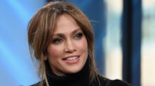 Fans Are Losing It Over the Mystery Man in the Background of Jennifer Lopez's Latest Selfie