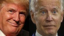 """Trump manda a Biden """"al asilo"""" en uno de sus tuits más sonrojantes"""