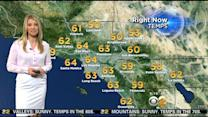 Evelyn Taft's Weather Forecast (March 27)