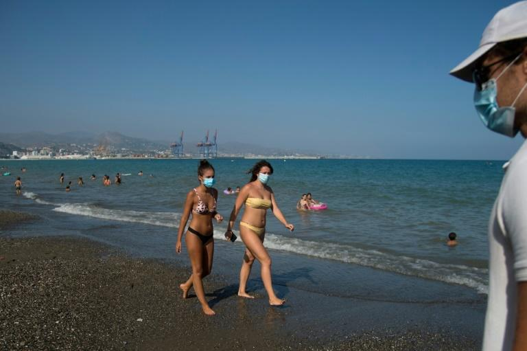 The coronavirus crisis dealt a major blow to Spain's tourism industry, which normally accounts for 12 percent of GDP