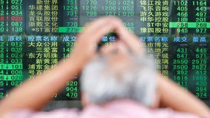 Trade war worries slam stocks around the world