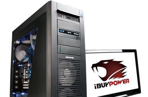 Reveling in darkness, iBuyPower unveils Erebus GT at CES