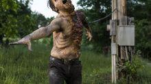 The Walking Dead mostrará por primera vez a un zombie totalmente desnudo