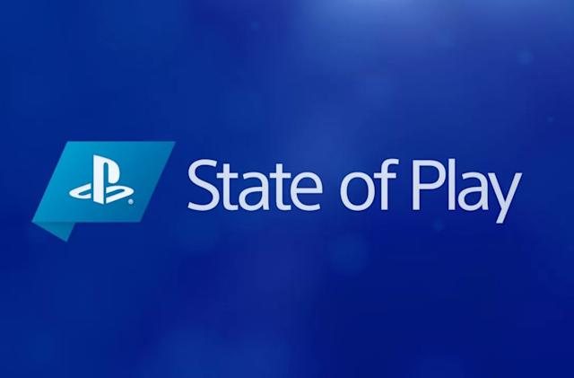 Watch Sony's State of Play livestream here at 9AM ET