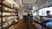 【設計變法】書牆吧枱衣帽間 文青夢想之家