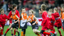 Parents urged to delay start of kids' sport until age 6