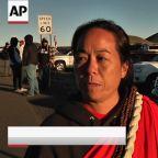Native Hawaiian activists protest telescope