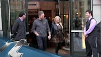 California Breaking News: Pregnant Jessica Simpson and Fiance Eric Johnson Do Lunch in L.A.