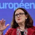 EU sets out plans for 'limited' US trade deal