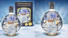 This snow globe gin would make a magical Christmas present