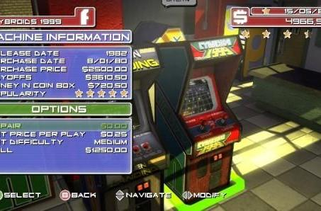 Manage an 80s arcade in Arcadecraft, coming to PC and Xbox Live