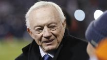 Still don't know how to pronounce DAZN? Don't worry, Jerry Jones doesn't either