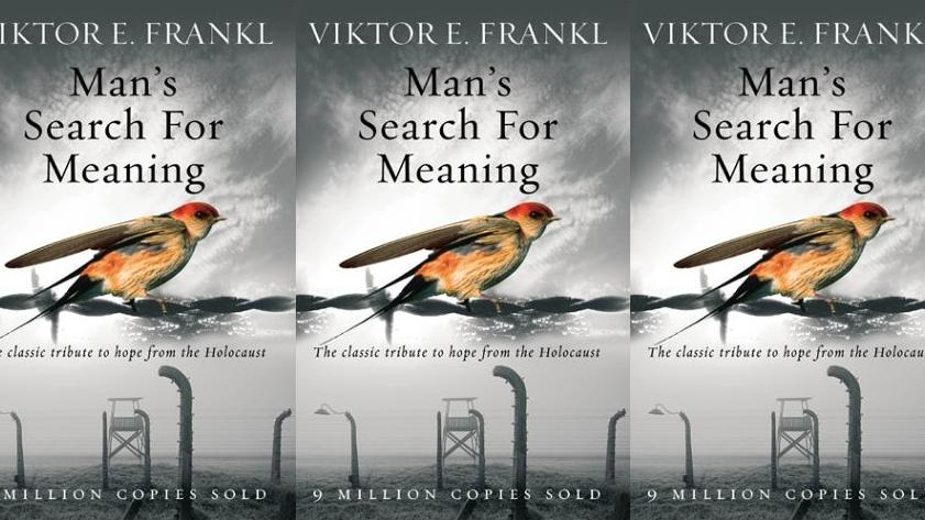 analysis of ve frankls mans search for Viktor emil frankl md, phd (1905 - 1997) was an austrian neurologist and psychiatrist as well as a holocaust survivor frankl was the founder of logotherapy, a form of existential analysis, and best-selling author of man's search for meaning, which belongs on any list of the most.