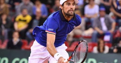 Coupe Davis - Jérémy Chardy : «Je ne lui ai laissé aucune chance»