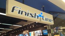 Finish Line is a runner up, CME Group makes a big purchase, Tesla tries to bounce back