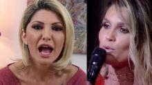 Flávia Alessandra ameaça processar e Antonia Fontenelle se revolta: 'Chega!'