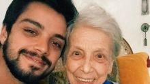 """Rodrigo e Felipe Simas lamentam morte da avó: """"Você faz parte de nós"""""""