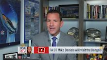 Rapoport: DT Mike Daniels visiting with the Bengals