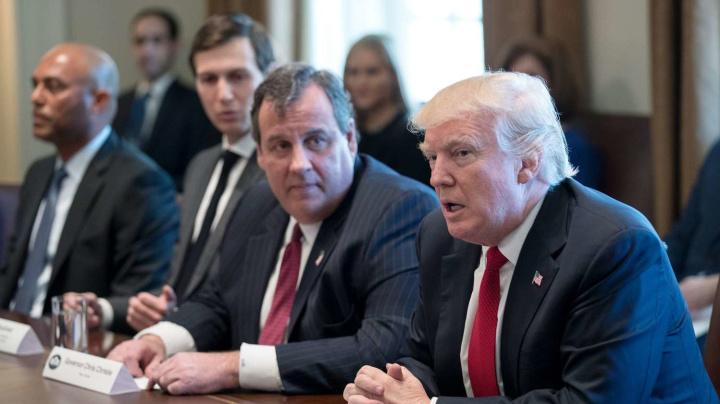 Chris Christie Calls Trump's Legal Team a 'National Embarrassment' amid Election Lawsuits