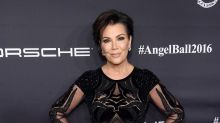 Kris Jenner Pulls a Kim Kardashian and Goes Platinum Blonde -- See Her Sultry New 'Do!