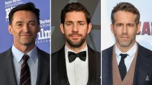 Hugh Jackman Has a Message for John Krasinski, Ryan Reynolds After Twitter Roast